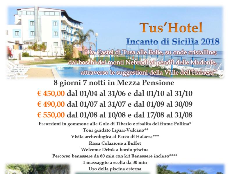 Incanto di Sicilia 7 Notti