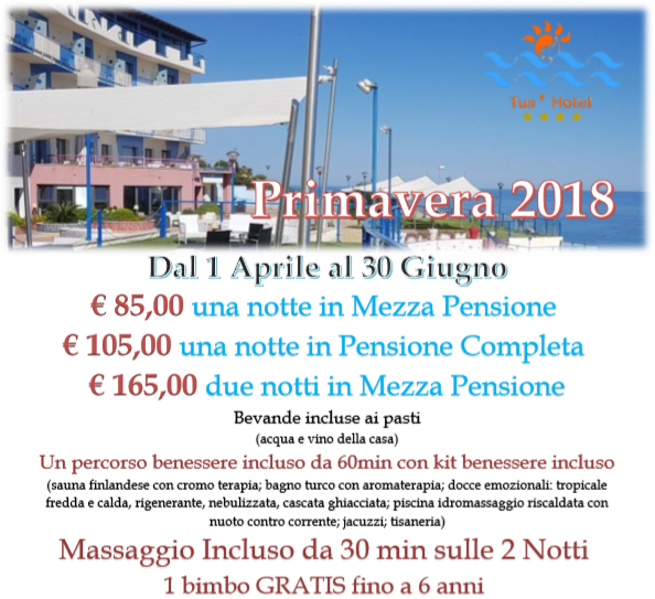 Promo Primavera 2018